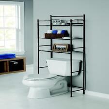 Bathroom Over The Toilet Space Saver Rack Towel Storage Holder Organizer 3 Shelf