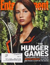 JENNIFER LAWRENCE The Hunger Games Entertainment Weekly May 27, 2011 C-1-3