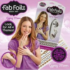 Cra-Z-Art Shimmer & Sparkle ~ Fab Foilz Body Art ~ Gypsy Moon