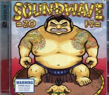 Soundwave 2014 (2 x CD) Megadeth/Green Day/Stone Temple Pilots/Trivium/Placebo
