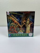 "Fantasy ""The Astronomer"" 750 piece Jigsaw Puzzle with Bonus Poster Ages 12+"