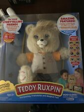Teddy Ruxpin (2017) Official Return of the Storytime Brown Bear