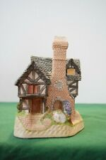 """David Winter Cottages """"Inglenook Cottage"""" Mint in original box with Coa."""