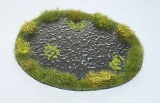 More details for howard scenic supplies - pond (small) for 00/ho model railway