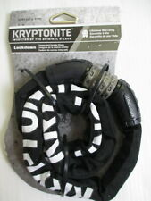 Kryptonite Lockdown combination lock set your own combo 3 foot