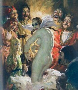 2004 FINE AUSTRALIAN AND INTERNATIONAL ART w 6 Norman Lindsay plates FREE AUST