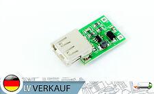 Step-Up Boost-Converter 0.9V-5V zu 5V max 600mA grün f. Arduino DIY Raspberry Pi