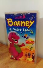 Barney In Outer Space (VHS, 2001)