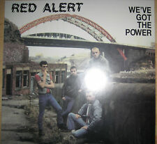 NEU + OVP Limited Vinyl LP Red Alert ‎– We've Got The Power --- oi punk
