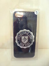 NIB Abercrombie & Fitch A&F iPhone Case For iPhone 5/5S Navy Heritage Logo