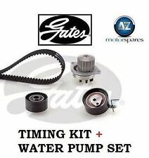 Per CITROEN XSARA 1.4 HDI 2003-2005 POMPA ACQUA + Timing Cam Belt Kit Oe