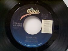 "TEENA MARIE ""LOVERGIRL / INSTRUMENTAL"" 45"