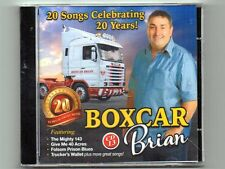 BOXCAR BRIAN - 20 SONGS CELEBRATING 20 YEARS!! - CD - Free Post UK
