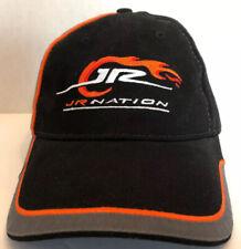 Junior Motorsports Black//Orange NASCAR Mechanic Racing SS Snap Btns Shirt Sz XL