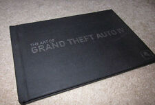 """GTA4 """"Art of Grand Theft Auto IV"""" Special Edition BOOK (Xbox 360/One/X/PS3) NEW"""
