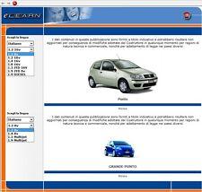Manuale Officina x Fiat Punto Grande Punto; Manutenzione Ordinaria e Riparazioni