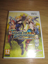 WII - Tales of Symphonia Dawn of the New World - UK PAL - NEW Sealed