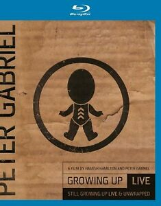 Peter Gabriel: Growing Up Live, Still Growing Up Live & Unwrapped (DVD/Blu Ray)