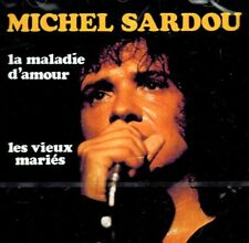 CD Audio NOUVEAU/Neuf dans sa boîte-Michel Sardou-La maladie d amour