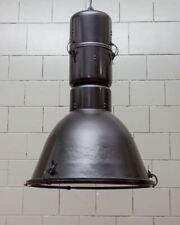 industriële Unieke Hanglamp uit de jaren 80