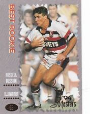 Gold Coast Titans 1994 Rugby League (NRL) Trading Cards