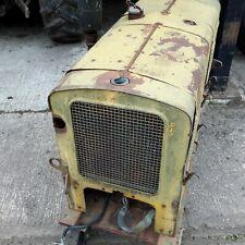 1942 Hobart M5 generator set WW2 gen set barn find