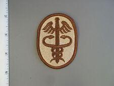1998 U.S. Army Health Services Cmd. TIOH sample desert patch by Best Emblem, new