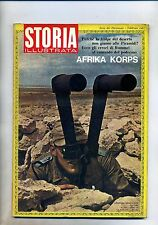 STORIA ILLUSTRATA#FEBBRAIO 1967 N.111#AFRIKA KORPS#STRADIVARI#FINLANDIA#Mondad.