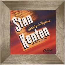 "Stan Kenton And His Orchestra- Artistry In Rhythm- Capitol H167-10""- France"