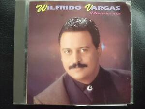 WILFRIDO   VARGAS    -  ITINERARIO ,  CD  1992 ,  LATIN , SALSA , RODVEN  991515