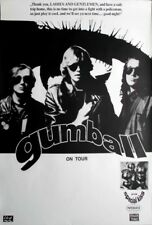 GUMBALL - 1991 - Tourplakat - Concert - Special Kiss - Tourposter