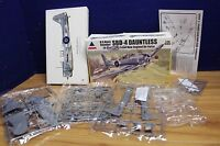 ACCURATE MINIATURES 1/48 SBD-4 DAUNTLESS AIRPLANE KIT   537074