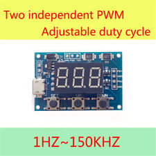 2-way Unabhängig PWM Generator Serial Kommunikation Stepper Motor Driver AIP