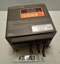 FVR K7S Fuji Electric Variable Frequency Drive FVROO8K7S-2 (Inv.35533)
