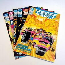 Forever People (1988) Complete Set of 6 (#1-6) NM-/NM+ Cullins