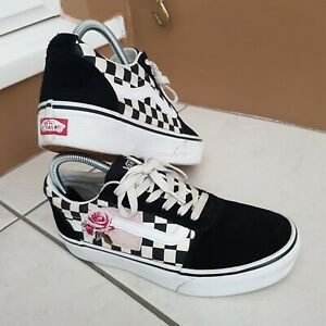 Vans Chunky Checked Floral UK 5.5 EUR 38.5