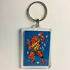 WILYKIT /& WILYKAT Thundercats Comic Poster Art Key Ring Chain Keyring Fob