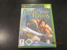 PRINCE OF PERSIA The Sands Of Time / Les Sables Du Temps : JEU XBOX (COMPLET)