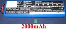 Batería 2000mAh tipo 30344270 Para GE Marquette MAC 1200