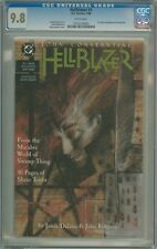 HELLBLAZER 1 9.8 CGC JOHN CONSTANTINE IN OWN TITLE 1988 DC WHITE PAGES DELANO