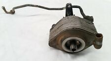 MAZDA RX7 RX-7 SERIES 3  SA22C 13B ENGINE MOTOR OIL COOLER & LINES ROTARY