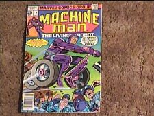 MACHINE MAN # 2  COMIC BOOK VF/NM