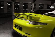 Genuine Tech ART Rear Trunk Spoiler Wing 13 14 15 FITS Porsche Carrera 911 991