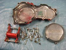 HONDA ATC 250R CLUTCH STATOR COVER REAR MOTOR MOUNT MISC BOLTS 81 82 ATC250R