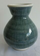 Rye Pottery very attractive designed vase. 15 cms tall, No damage. Museum piece.