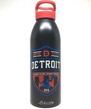 Water Bottle - Detroit Shield 32oz
