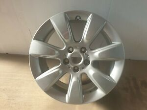 "Mini genuine 17"" alloy wheel very slightly marked."