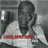 louis armstrong - sings his favorite jazz book..ex
