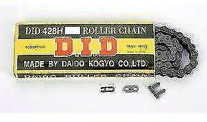 D.I.D 428 H Standard Series Non O-Ring Chain - 132 Links, Chain 428HX132RB
