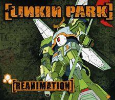 Reanimation - Linkin Park (2002, CD New)